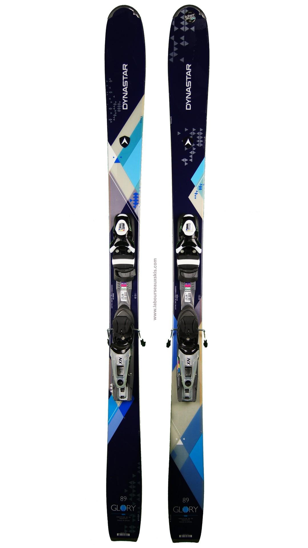 ski occasion dynastar glory 89 skis d 39 occasion. Black Bedroom Furniture Sets. Home Design Ideas