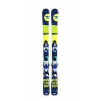 ROSSIGNOL TERRAIN BOY BABY + TEAM 4 BLACK/WHITE