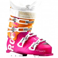 ROSSIGNOL ALLTRACK 70W PINK/ORANGE