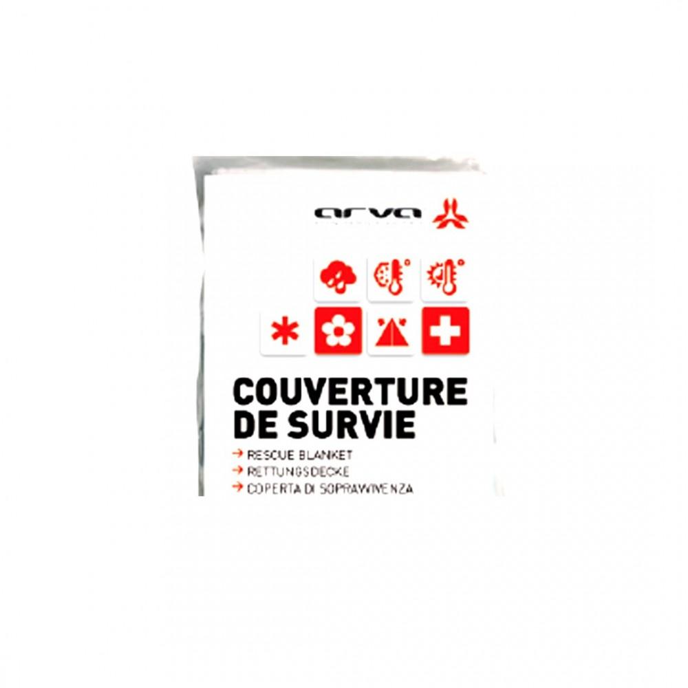 ARVA COUVERTURE DE SURVIE 220 x 160CM 60G