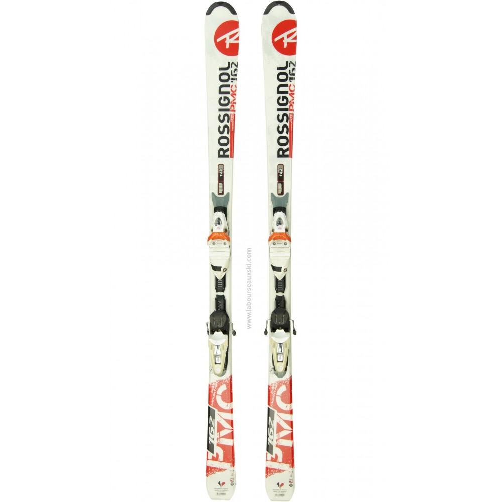 ROSSIGNOL PMC LTD - skis d'occasion Rossignol - 1