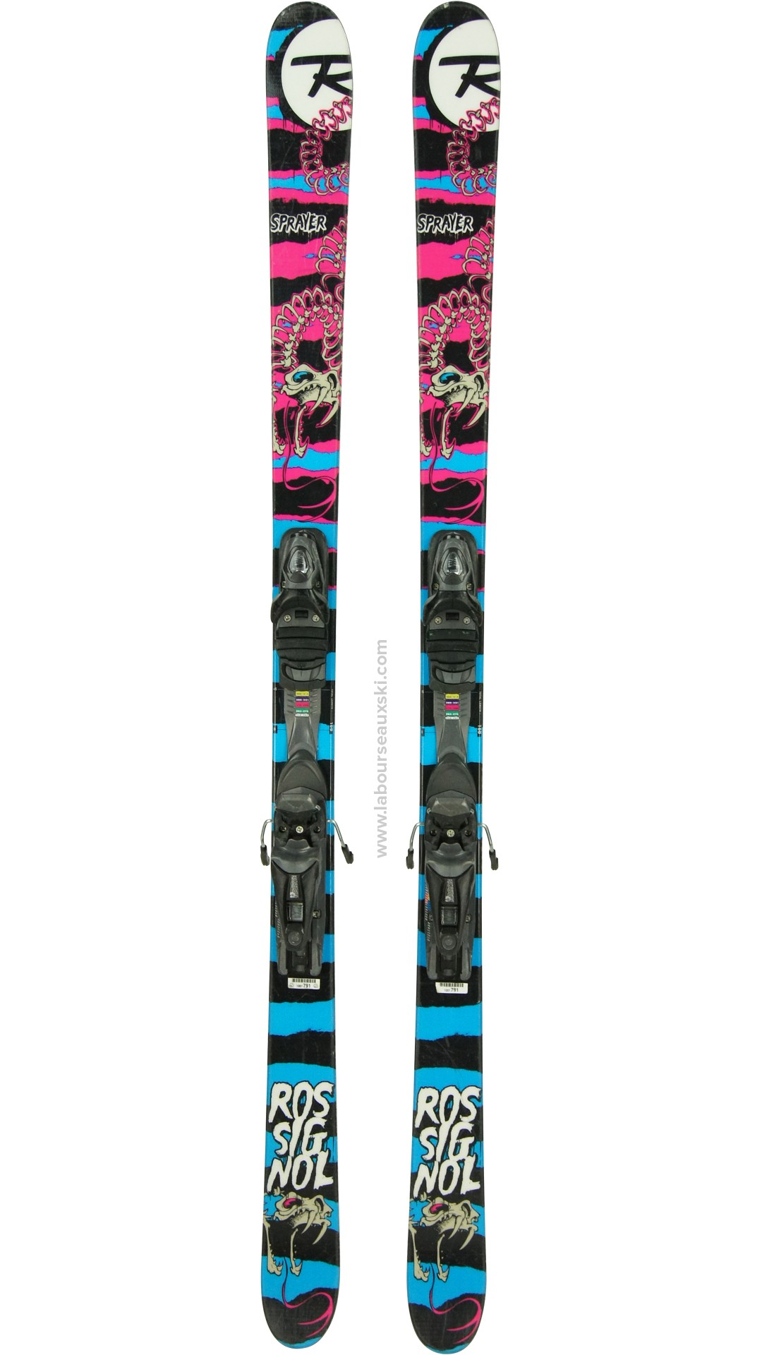 ski occasion rossignol sprayer skis d 39 occasion. Black Bedroom Furniture Sets. Home Design Ideas