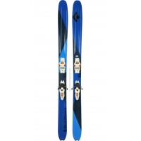 BLACK DIAMOND BOUNDARY 107 + MARKER JESTER 16 WHITE/BRONZE - skis d'occasion