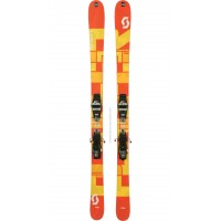 SCOTT PUNISHER 95 - skis d'occasion