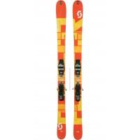 SCOTT PUNISHER 95 - skis d'occasion