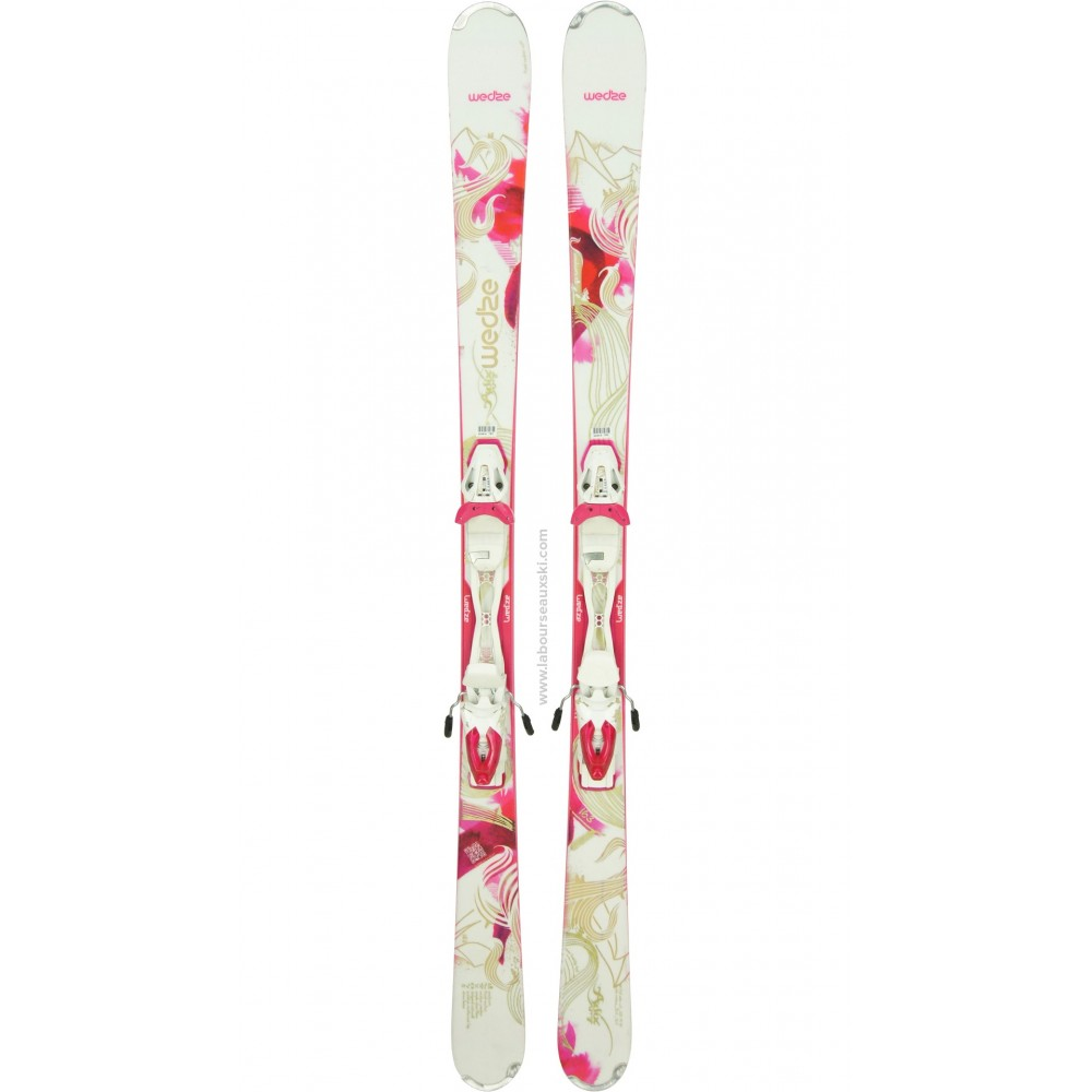 WED'ZE ADIX N°7 - skis d'occasion