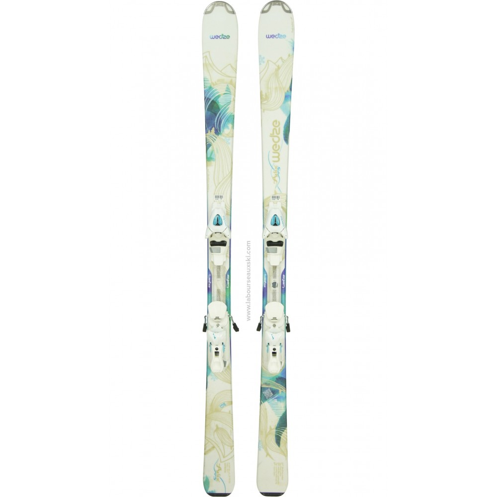 WED'ZE ADIX N°5 - skis d'occasion