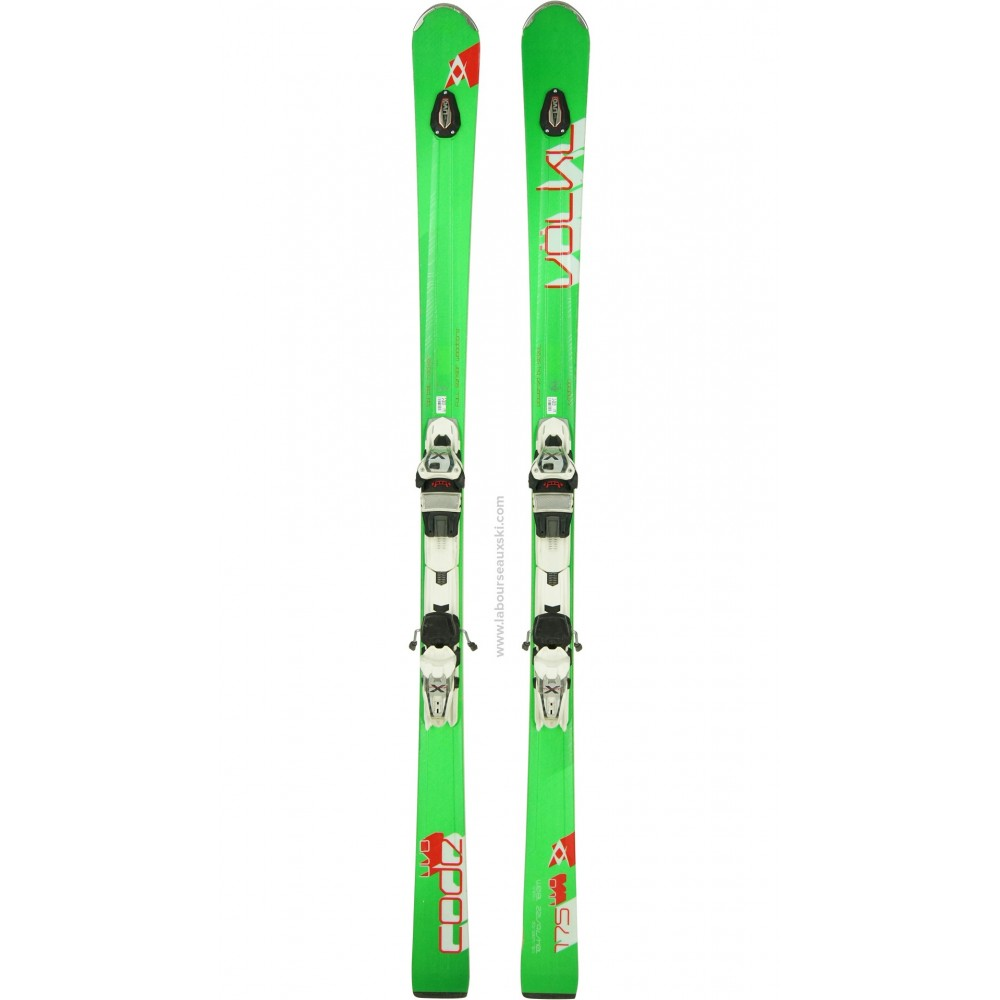 VOLKL CODE UVO - skis d'occasion