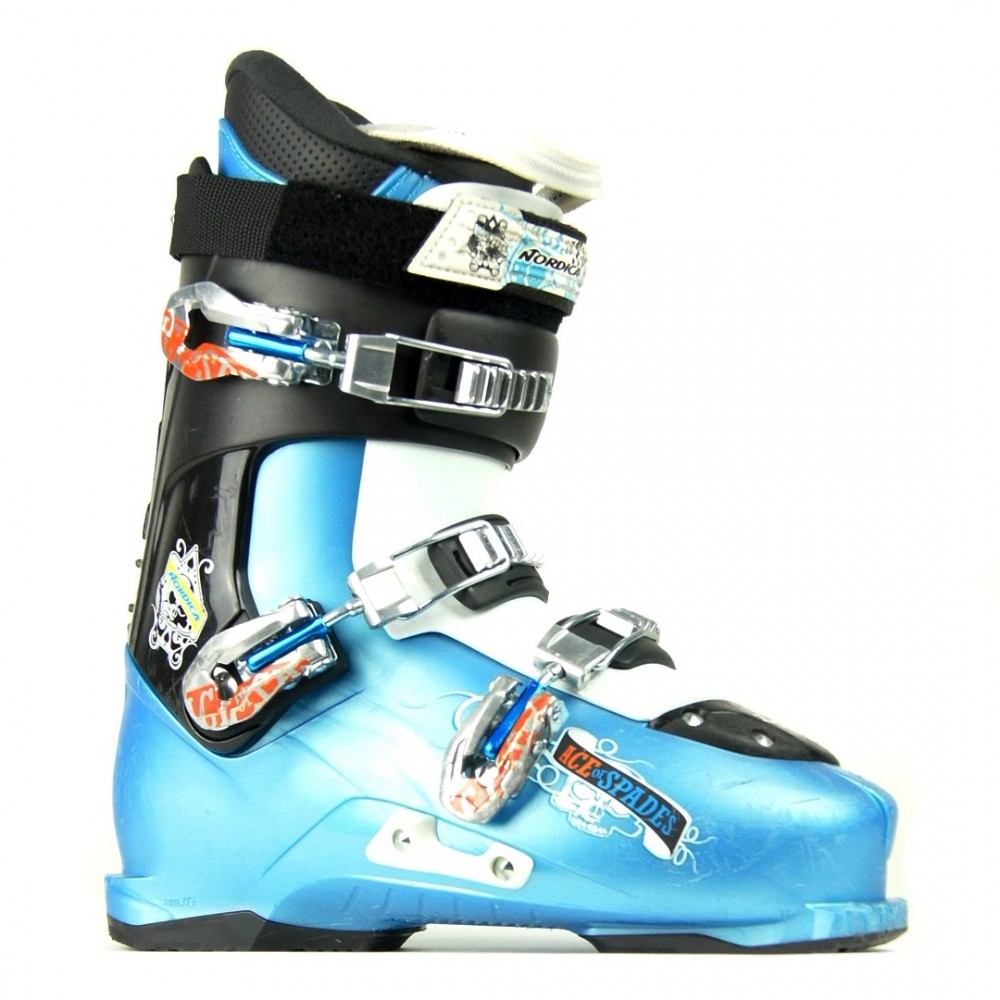 NORDICA ACE OF SPADES - chaussures de skis d'occasion