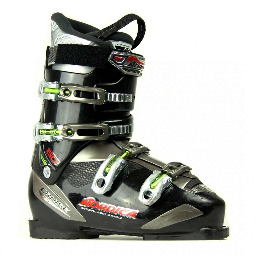 NORDICA CRUISE 60 - chaussures de skis d'occasion