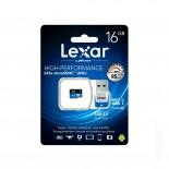LEXAR High-Performance 633x microSDHC™UHS-I 16GB