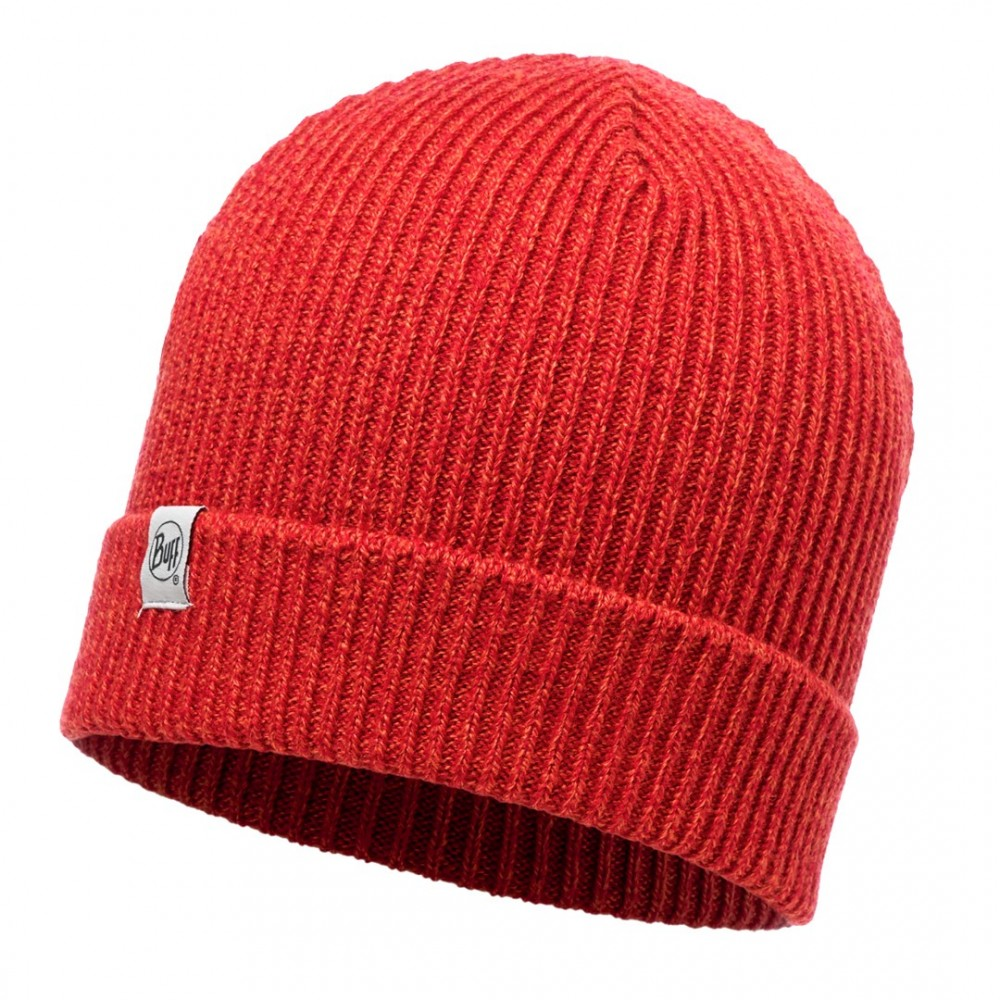 Buff KNITTED HAT JUNIOR SPARKYY RED