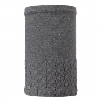 Buff KNITTED & POLAR NECKWARMER ELIE GREY