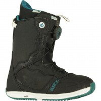 BURTON BOOTIQUE BLACK - chaussures de skis d'occasion