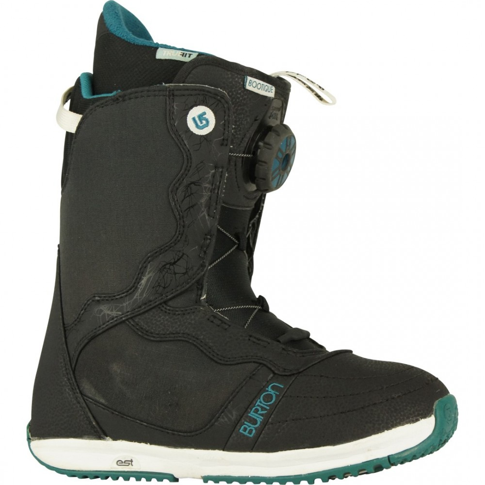 BURTON BOOTIQUE BLACK