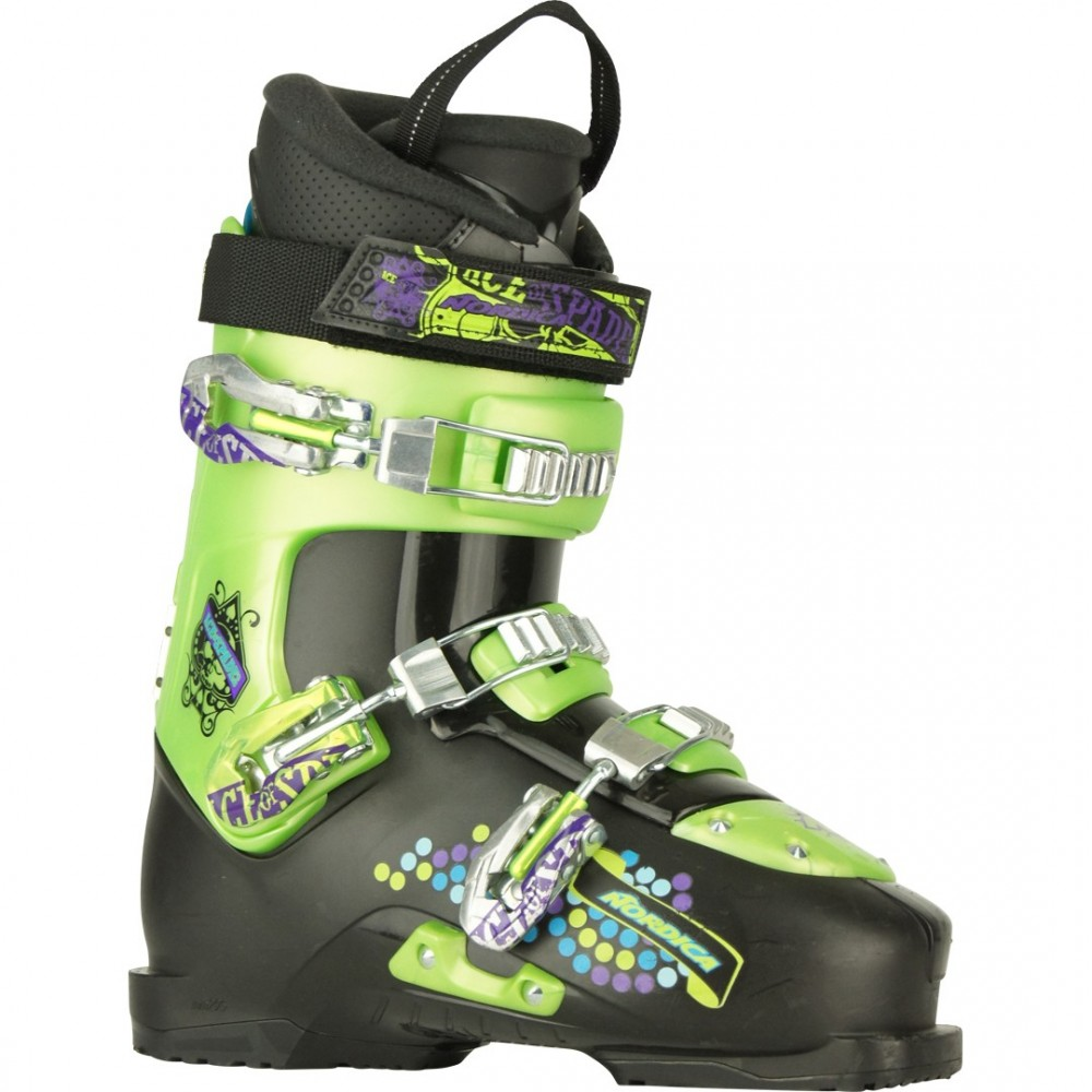 NORDICA ACE OF SPADES BLACK GREEN