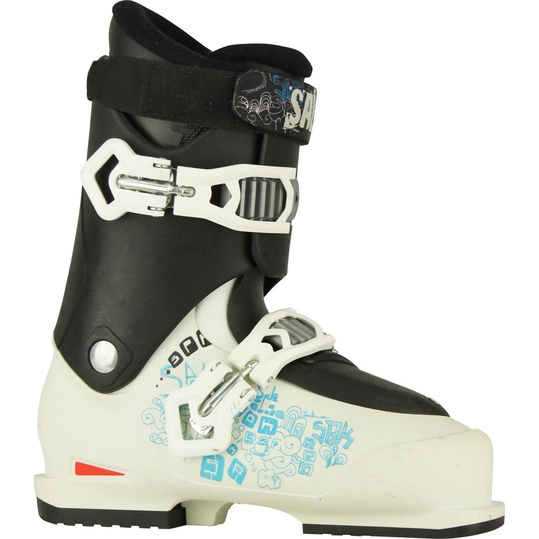 salomon spk chaussures de ski de piste occasion la bourse aux skis