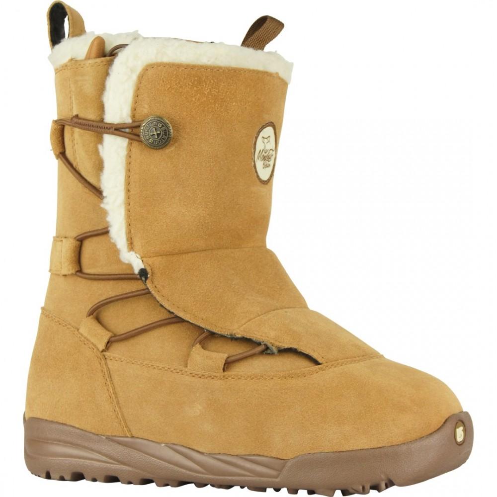 BURTON MEMENTO - boots de snowboard d'occasion Burton - 1