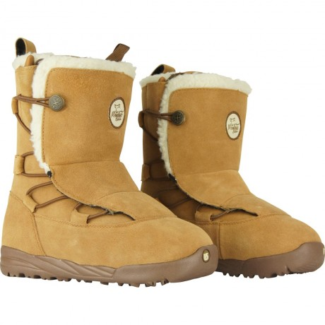 BURTON MEMENTO - boots de snowboard d'occasion Burton - 2
