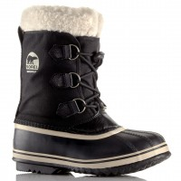 SOREL YOOT PAC NYLON BLACK Sorel - 1