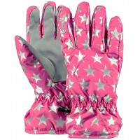 BARTS BASIC SKIGLOVES KIDS PINK