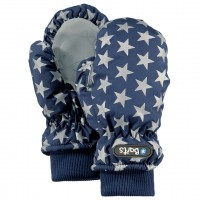 BARTS NYLON MITTS KIDS BLUE STAR