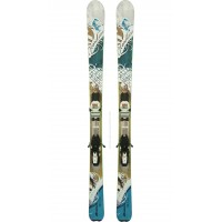 NORDICA HELL'S BELLES - skis d'occasion