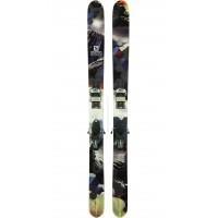 SALOMON ROCKER 2 108 - skis d'occasion