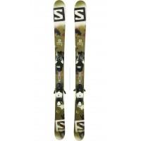 SALOMON SUSPECT JR - skis d'occasion