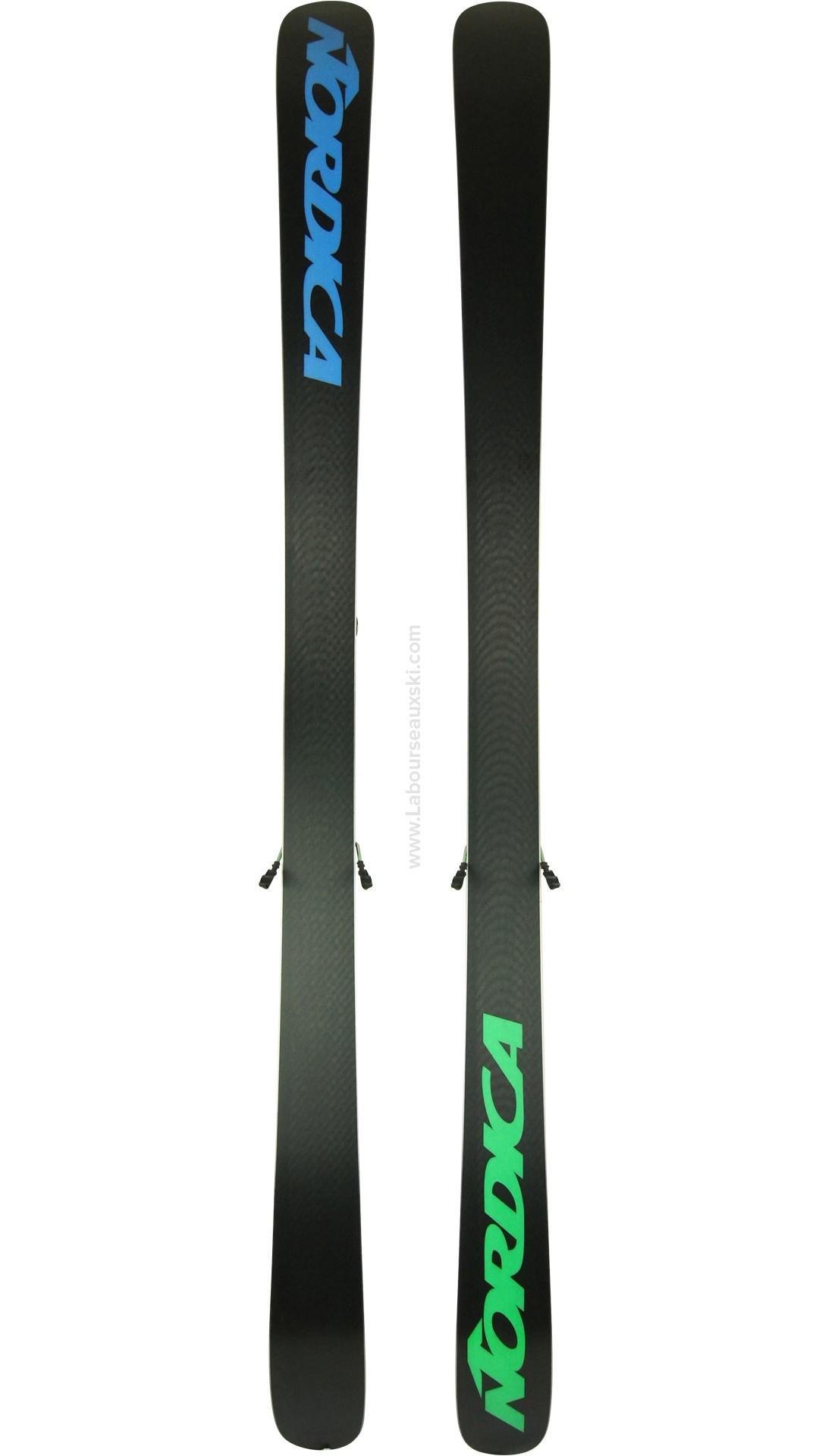ski occasion nordica el paco skis d 39 occasion. Black Bedroom Furniture Sets. Home Design Ideas