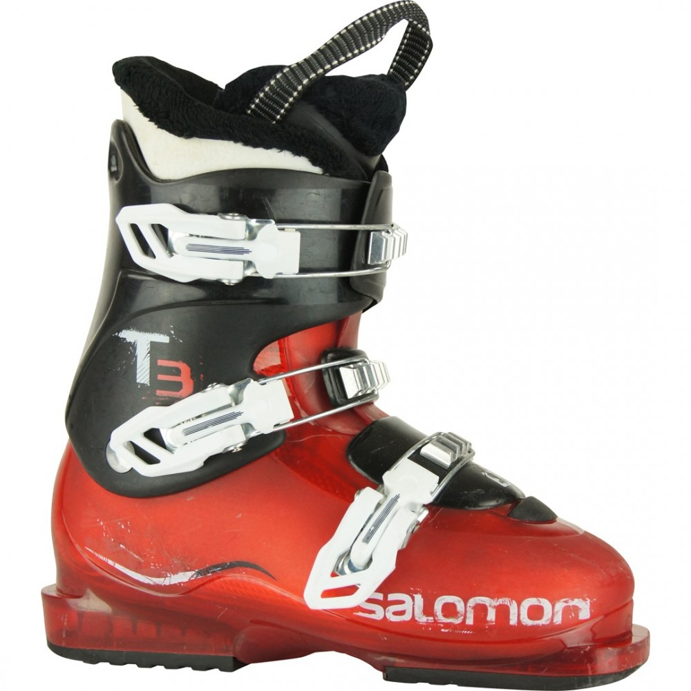 SALOMON T3 RT RED