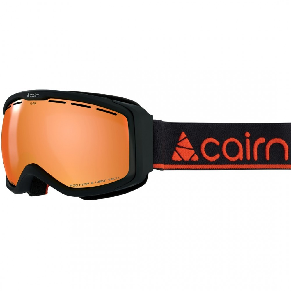 CAIRN FUNK OTG SPX3 BLACK ORANGE