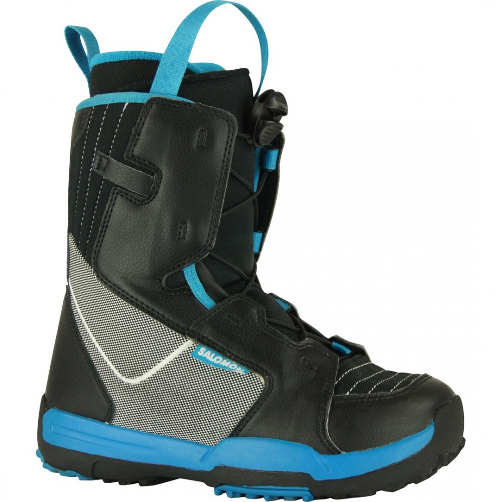 SALOMON TALAPUS JR - chaussures de skis  d'occasion