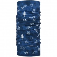 BUFF ORIGINAL JR FUNNY CAMP NAVY