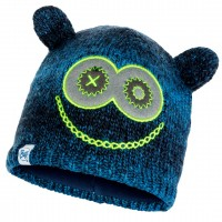 BUFF KNITTED & POLAR JR HAT MONSTER JOLLY DARK NAVY