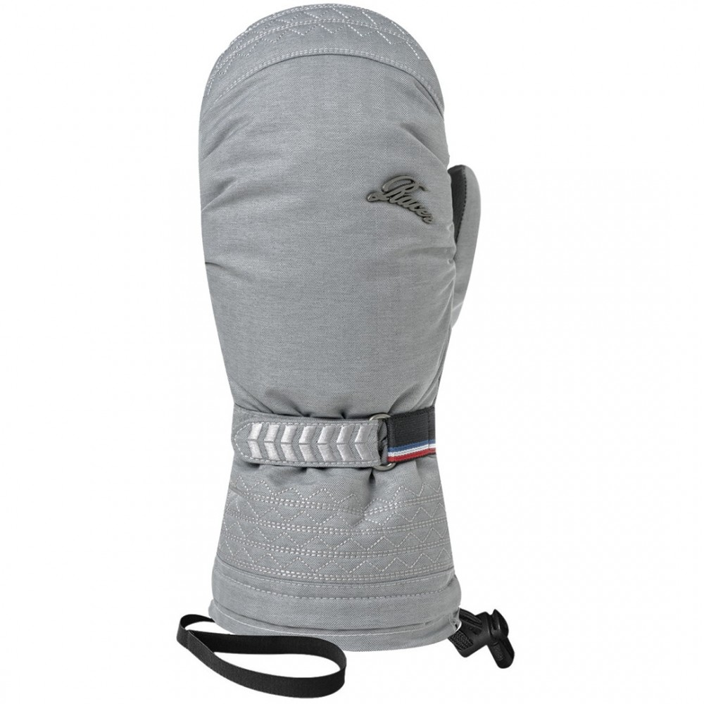 RACER MOUFLE MELY 3 GRIS