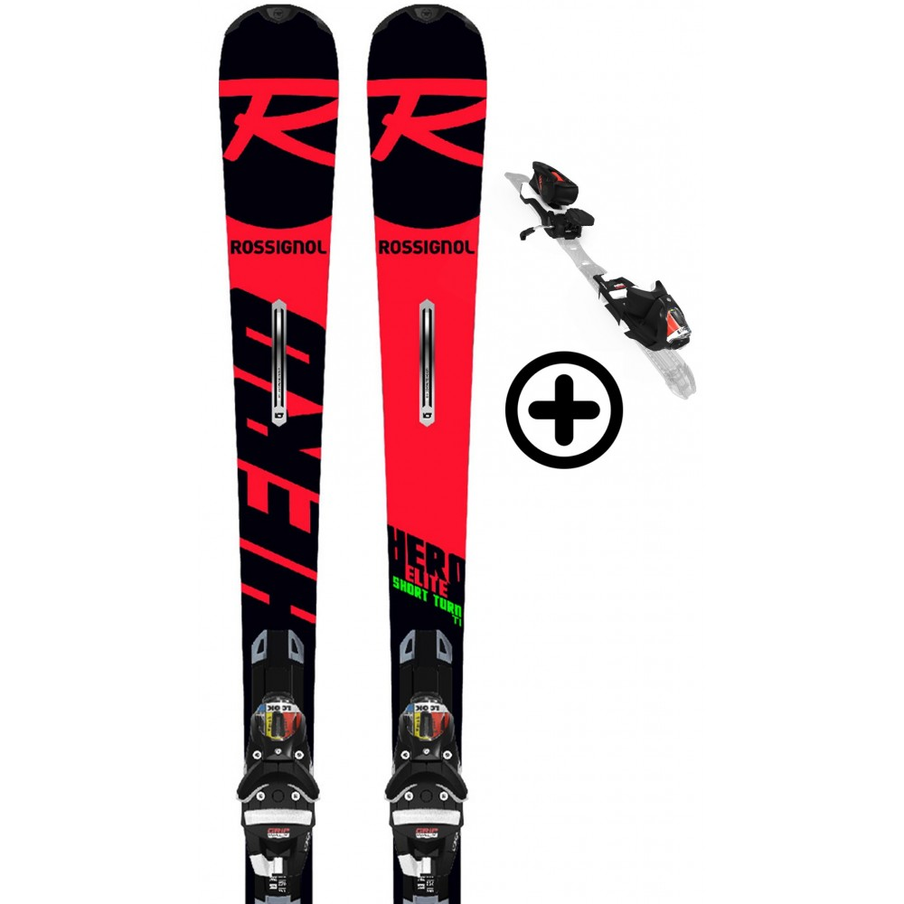 ROSSIGNOL  HERO ELITE ST TI + FIX Rossignol - 1