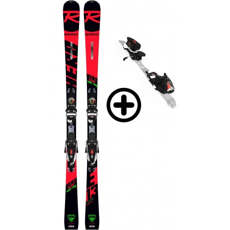 ROSSIGNOL  HERO ELITE ST TI + FIX Rossignol - 2