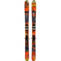 SALOMON Q 98 - skis d'occasion