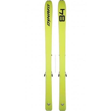 DYNAFIT SPEEDFIT 84W+RADICALST+PEAUX - skis d'occasion Dynafit - 4