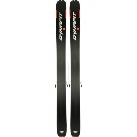 DYNAFIT HOKKAIDO + RADICALST + PEAUX - skis d'occasion Dynafit - 4