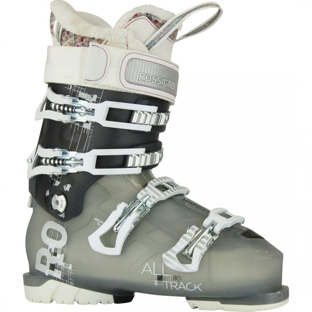 ROSSIGNOL ALLTRACK 80 W - chaussures de skis d'occasion