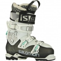 SALOMON QUEST W - chaussures de skis d'occasion