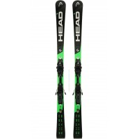 HEAD SUPERSHAPE MAGNUM - skis d'occasion