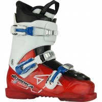 NORDICA FIRE ARROW TEAM 3 RED - chaussures de skis d'occasion
