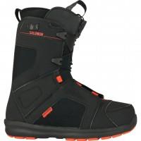 SALOMON TITAN - chaussures de skis d'occasion