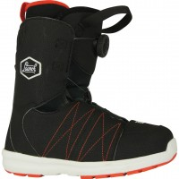 SALOMON LAUNCH BOA JR - chaussures de skis d'occasion