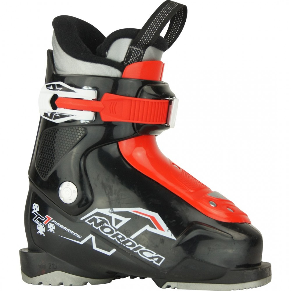NORDICA FIRE ARROW TEAM 1 blackred