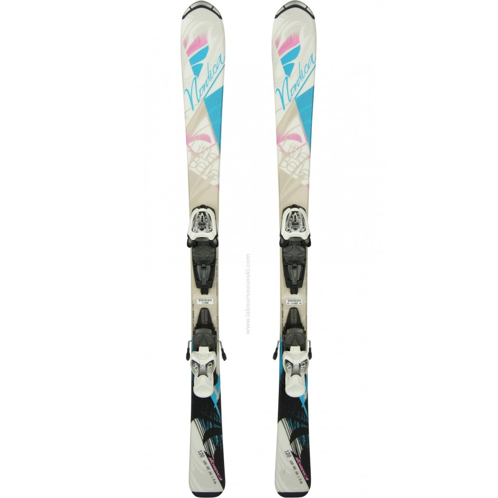 NORDICA LITTLE BELLE - skis d'occasion