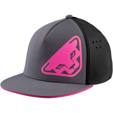 DYNAFIT TECH TRUCKER CAP ROSE